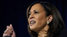 Harris' mostly virtual campaign to get Wisconsin road test