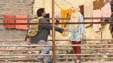 Alia Bhatt, Ranveer Singh & Zoya Akhtar on the Sets of 'Gully Boy'