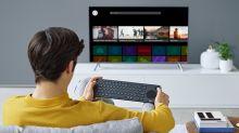 Logitech 為智慧型電視帶來一款觸控板連鍵盤組 K600