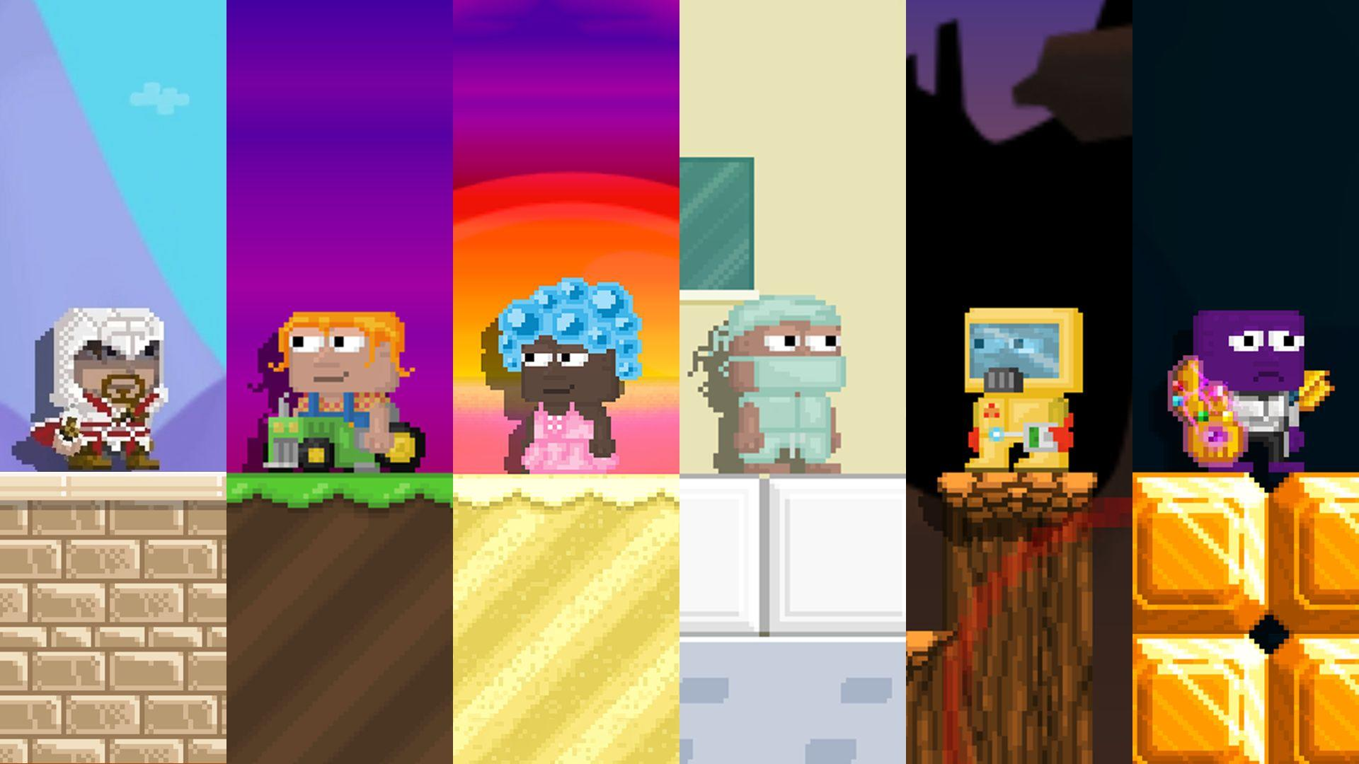 What Is Growtopia Friendly Creative Game Launches On Consoles
