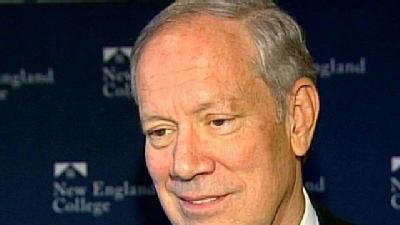 Pataki Says Both Parties Should Commit To Lowering Debt