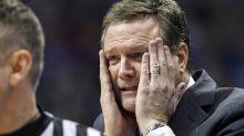 Bracket Lames: Rock, choke, Jayhawk! Kansas to again stumble in NCAA tournament
