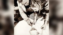 Nicole Appleton gives birth to daughter after 'hiding her pregnancy'