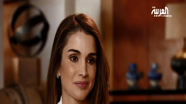 Queen Rania: 'Democracy is the solution'