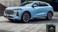 Great Wall Motors lance le nouveau SUV WEY Mocha équipé d'un système de vision à IA basé sur Ambarella