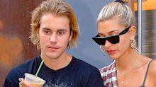 "Hailey Baldwin Says She's Trying to ""Ignore the Negativity"" Around Her Engagement to Justin Bieber"