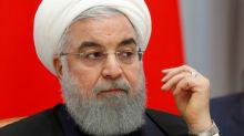 Rouhani says Iran- U.S. tensions are at 'a maximum'