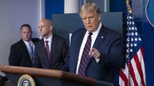 Trump announces plasma treatment authorized for COVID-19