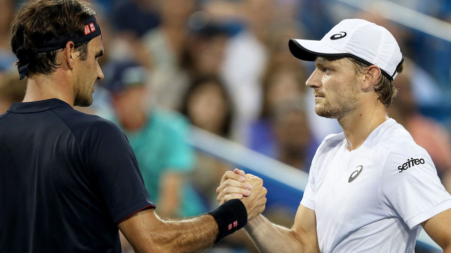 Fed sets up scintillating Cincy final after rival's crushing blow