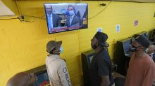 Floyd's hometown exalts in verdict but tempers expectations