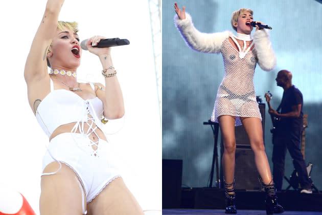 Miley Cyrus: Sexy erster Auftritt nach der Trennung