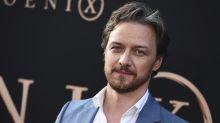 James McAvoy won't be given a script for his new thriller