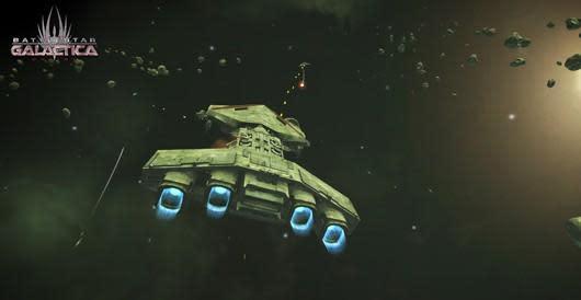 Battlestar Galactia Online gets a face-lift and more