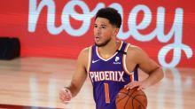 NBA》布克35+5+4 太陽輕取雷霆獲復賽6戰全勝