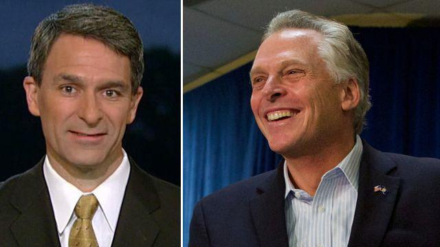 Virginia governor's race tightening in home stretch