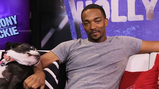 Anthony Mackie Unleashes The Falcon in 'Captain America: The Winter Soldier'