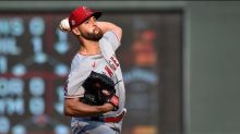 Patrick Sandoval flirts with no-hitter as Angels shut down Twins