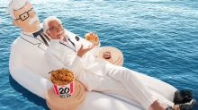KFC Makes A Splash With New Colonel-Shaped Pool Floatie To Crisp Up Your Summer, And He'll Even Hold Your Bucket Of Chicken And A Beverage