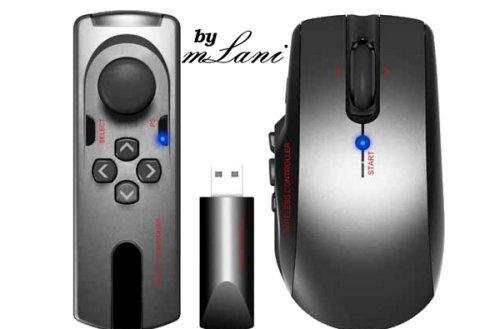 "mLani introduces new ""MoBi"" FPS controller for PS3"
