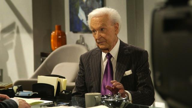 Bold and the Beautiful - TV Legend Bob Barker Guest Stars