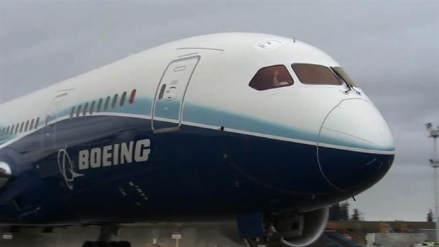 New problems for Boeing's 787 Dreamliner