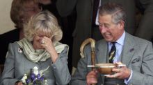 22 pictures of Charles and Camilla getting the giggles at public events