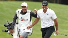 Koepka wins, take golf's No.1 ranking