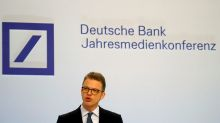 Deutsche Bank shares hit record low ahead of AGM