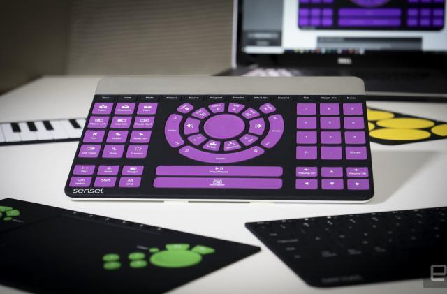 The Sensel Morph trackpad is a digital creative's dream