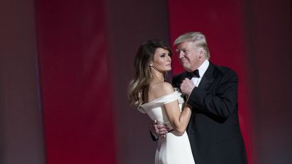 Is it bad that Melania and Donald Trump aren't spending their wedding anniversary together?