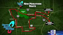 Chevron Houston Marathon announces new course
