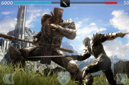 Infinity Blade 2 updated, Spider goes free for iPad, and a Super Strategy Sale