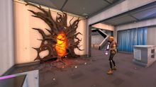 'Stranger Things' arrives in 'Fortnite' with upside down portals