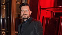 Orlando Bloom heading back to US as 'Carnival Row' production halted