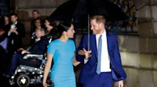 Meghan and Harry 'did not contribute' to new tell-all 'Finding Freedom,' Sussex says