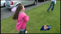 Family throws Watertown Police Sgt. Jeff Pugliese party for act of bravery