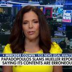 Papadopoulos slams Mueller report