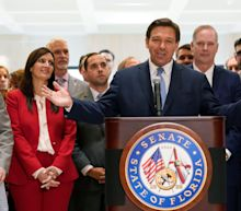 Why Florida Gov. DeSantis signed voting rights restriction on Fox News