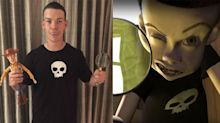 Halloween 2017: Will Poulter dressed as Sid from Toy Story and other amazing celebrity costumes