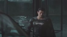 Superman Is Back In Black As Zack Snyder Provides 'Justice League' Director's Cut Sneak Peek