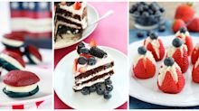 10 Memorial Day Desserts That Will Brighten Up Your Holiday Spread