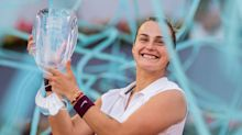 Aryna Sabalenka clinches Madrid Open title with victory over Ashleigh Barty
