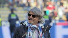 Crac Livingston, Ferrero decade da presidente Sampdoria