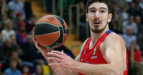 Basket - Euroligue (H) - Euroligue : le CSKA Moscou de Nando De Colo termine fort face à l'Olympiakos
