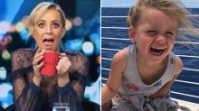 The hysterical moment Carrie Bickmore explained 'baby making' to three-year-old daughter