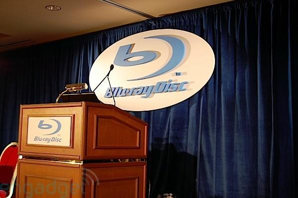 Live from the 2009 Blu-ray Disc Association press conference