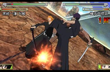 Bleach: Heat the Soul 4's battle system