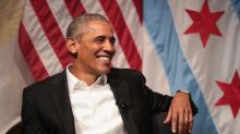 Barack Obama steps back into public spotlight: 'So what's been going on?'