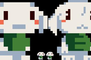 How updated are Cave Story's updated sprites?