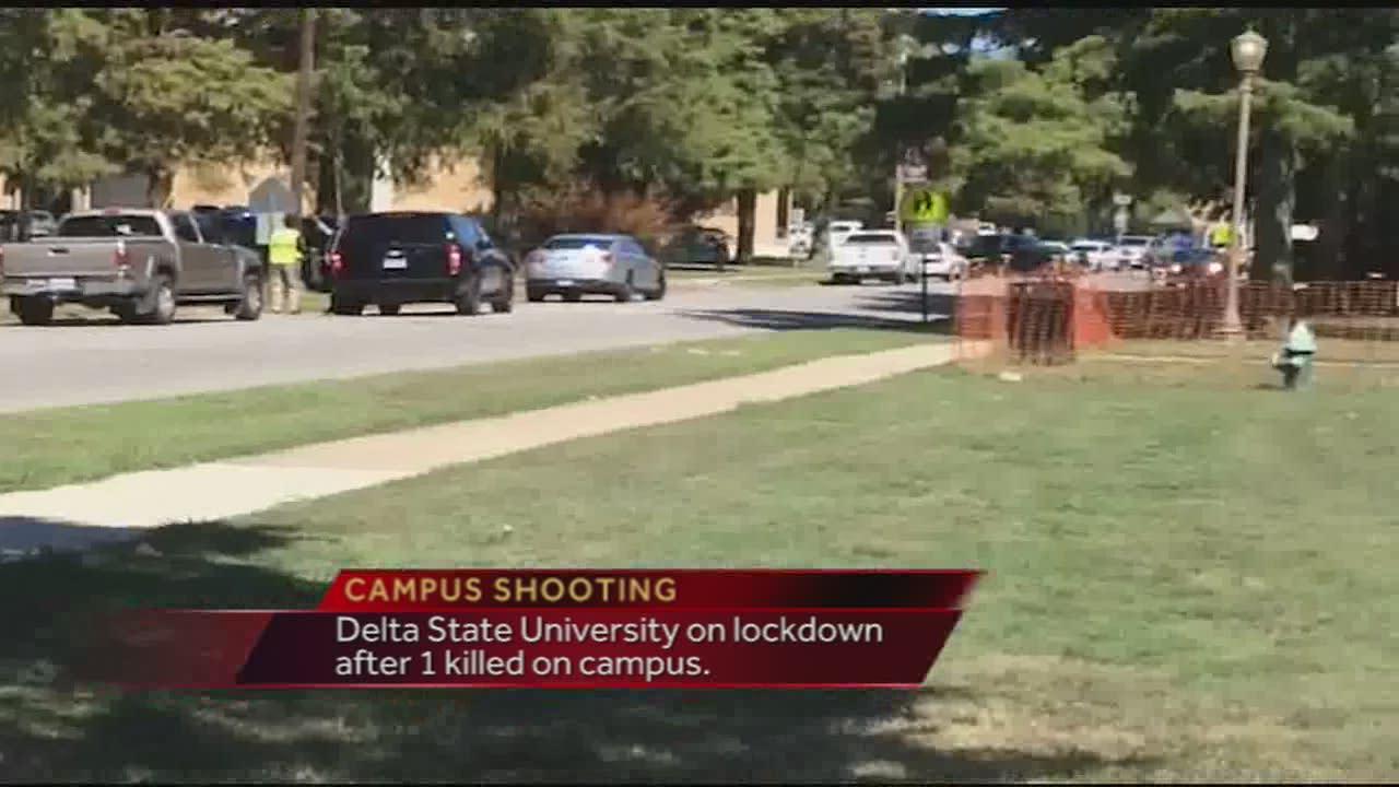 Professor killed at Mississippi university, fellow teacher sought